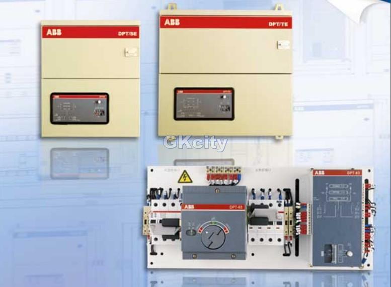 abb(abb) 双电源 dpt63-cb011 c63 3p