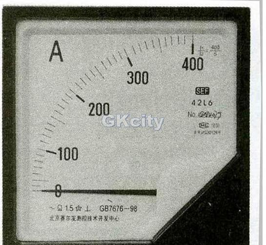 正泰42l6电压表电路图