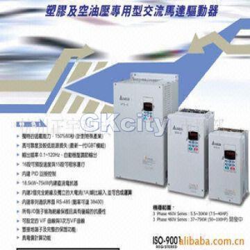 台达通用变频器vfd055f43b-g行情