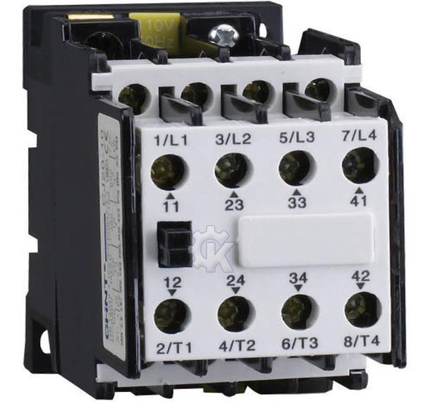 正泰(chint) 交流接触器 cj20-25a ac220v