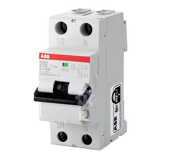 abb(abb) 漏电保护装置 ds201 c40 ac30