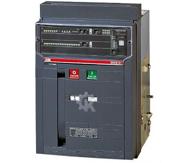abb(abb) 框架断路器 e2n/e ms2000 1000vdc fhr 4p new myo220aa