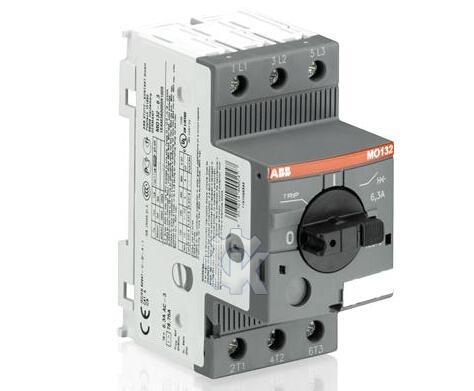 abb(abb) 电动机断路器 mo132-10