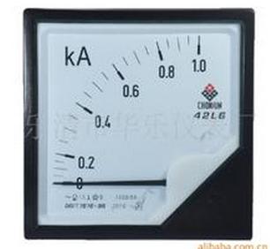 正泰直流电压表42l6-v-10kv/100v行情