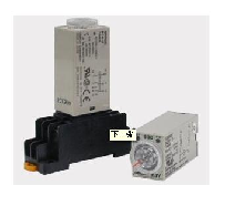 欧姆龙(OMRON) 定时器 H3Y-2 AC220V 1S BY OMZ