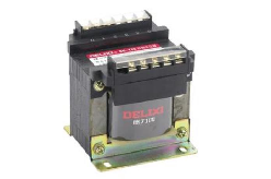 德力西(DELIXI) 控制变压器 BK-100VA 380V/220V