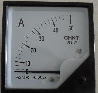 正泰(CHINT) 电流表 6L2-A 5A