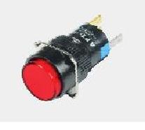 上海二工(APT) 按钮 LA39-E11D/W28