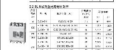 士林(SHIHLIN) 塑壳断路器 BL100-SN 4P 60A